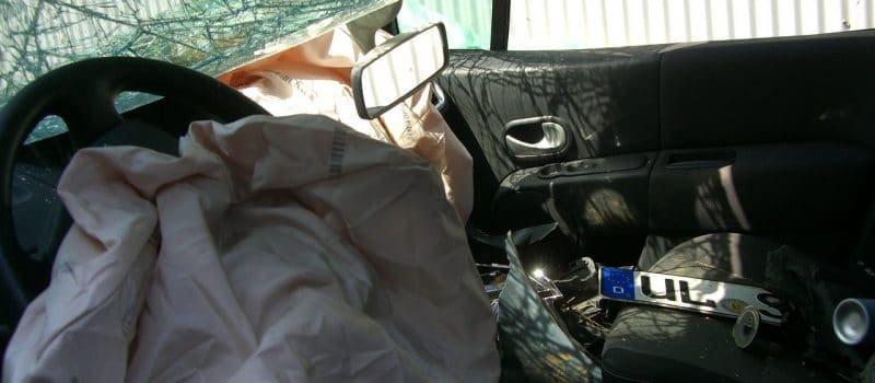 Driver Seat Crash