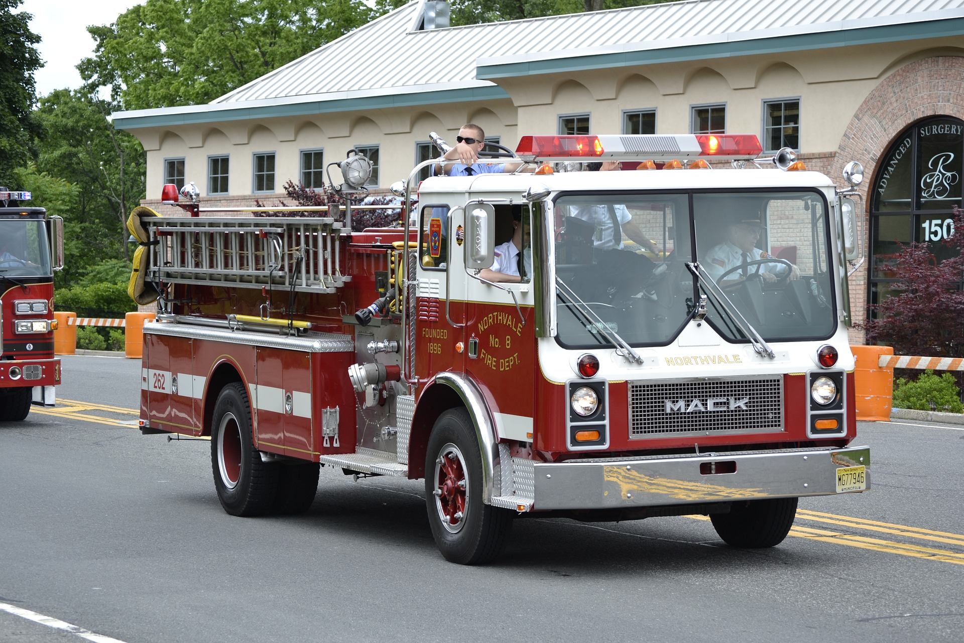 Two Fatal Fire Truck Crashes, Two Settlements in Ohio | MyPhillyLawyer